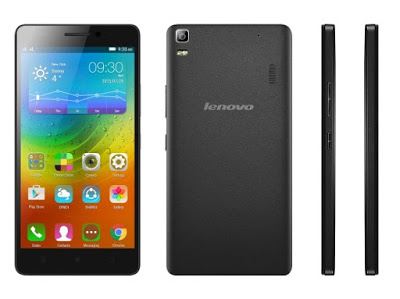 lenovo note k3 all side picture