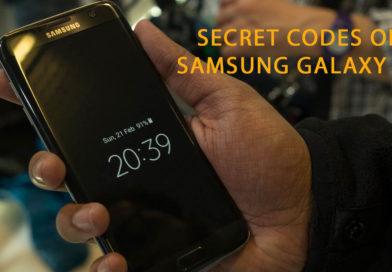 samsung galaxy s7 secret codes