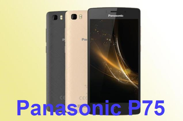 Panasonic p75 launched india