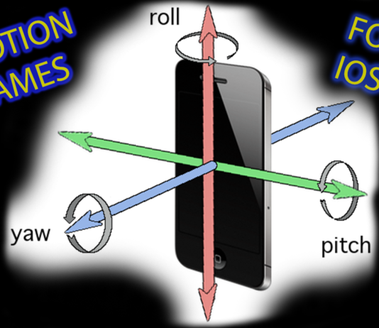 motion games for ios devices